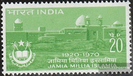 India 509 (complete Issue) Unmounted Mint / Never Hinged 1970 Uni - India