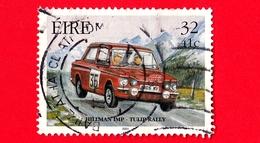 IRLANDA - Usato - 2001 - Sport Automobilistici - Tulip Rally - Hiliman Imp -  32 41 C - 1949-... Repubblica D'Irlanda