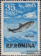 Romania 1567 Unmounted Mint / Never Hinged 1956 Jagbare Animals - 1948-.... Republiken