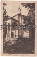VB20 !!! GHIFFA CAPPELLA SS. TRINITA' 1933 F.P. !!! - Altre Città