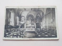 BORGERHOUT Gesticht Der ZUSTERS Van O.L.Vrouw ( KAPEL ) Anno 1932 ( Zie/voir Photo ) ! - Antwerpen