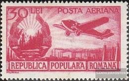 Rumänien 1225a (completa Edizione) MNH 1950 Flugpostmarken - Nuevos