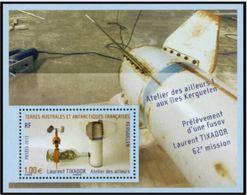 "TAAF Feuillet YT F683 "" Atelier "" 2013 Neuf** - Blocs-feuillets"