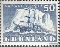 Dänemark - Grönland 34 MNH 1950 Francobolli - Nuovi