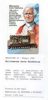 Vaticano - Urmet - Milionesima Carta Telefonica - Nuova - Validità 1.5.2000 - (FDC12017) - Vaticano
