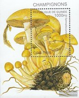 Guinea Block500 (complete.issue.) Unmounted Mint / Never Hinged 1995 Mushrooms - Guinea (1958-...)