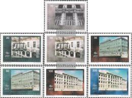 Bosnia-Herzegovina 13-19 (complete Issue) Unmounted Mint / Never Hinged 1995 Main Post Office Sarajevo - Bosnia And Herzegovina