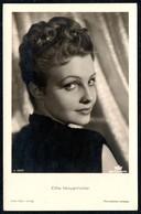 B7241 - Elfie Mayerholer - Hübsche Junge Frau Porträt - Autogrammkarte Autogramm - Film Foto Verlag - Autographes