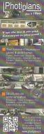 Marque-pages - Photiplans - Angoulême : Tous Travaux D'impression Grand & Petit Format / Structures De Communication - Bookmarks