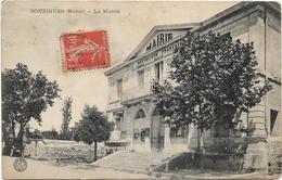 BOUZIGUES ( Hérault ) LA MAIRIE - Autres Communes