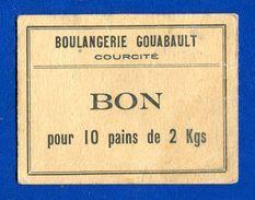 Courcité  53/700  10  Pain De  2  Gk - Bonds & Basic Needs