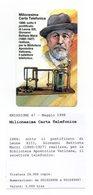 Vaticano - Urmet - Milionesima Carta Telefonica - Nuova - Validità 1.5.2000 - (FDC12018) - Vaticano