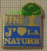 FFNE  Fonds Français Pour La Nature Et L'Environnement  Ecologie    J'aime La Nature En Qualité ARTHUS - Associations