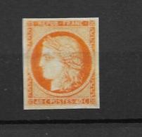 N° 5  Neuf  Non Authentique,voir Photo - 1849-1850 Cérès