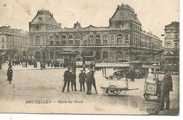 Belgique   Bruxelles   La Gare Du Nord - Transporte Público