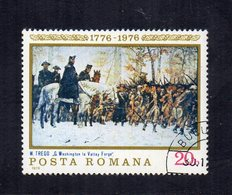 """ROMANIA - 1976 - Francobollo Tematica """" Arte - Quadri """" - Usato - (FDC12022) - Arte"""