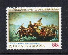 """ROMANIA - 1976 - Francobollo Tematica """" Arte - Quadri """" - Usato - (FDC12023) - Arte"""