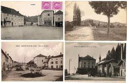Lot 10 CPA & CPSM France  / Vagney, Largny-sur-Automne,Vineuil-Chantilly, Vesoul  ... / A Voir !!! - Cartes Postales
