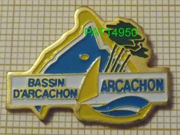 BASSIN D' ARCACHON  Dpt 33 GIRONDE - Cities