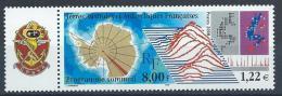 TAAF Neuf N° 266 De 2000 Programme Sommeil - Unused Stamps