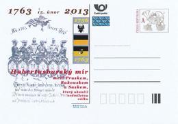 CDV C Czech Republic Hubertusburg Peace 2013 - Geschichte