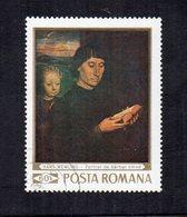 """ROMANIA - 1969 - Francobollo Tematica """" Arte - Quadri """" - Usato - (FDC12027) - Arte"""
