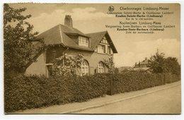CPA - Carte Postale - Belgique - Eysden Sainte Barbara - Vue Sur La Cité Ouvrière  ( SV5609 ) - Maasmechelen