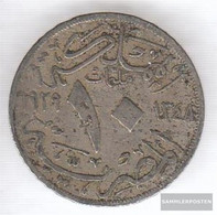 Egypt Km-number. : 347 1933 Very Fine Copper-Nickel Very Fine 1933 10 Milliemes Fuad I. - Egypt