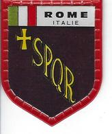 Ecusson Des Grandes Capitales DANONE Rome - Other