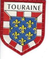 Ecusson De France Cafés Maurice Touraine - Other