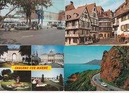20 Cpm-----voitures Diverses - Cartes Postales