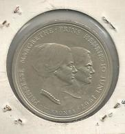 Monnaie, Danemark , Frederik IX , Konge Af Danmark , 10 Kroner , 2 Scans, Argent ,1967, Frais Fr 1.95 E - Denemarken