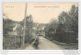 95 SAINT LEU LA FORET - Rue Du Château - Saint Leu La Foret