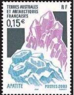 "TAAF YT 361 "" Minéral "" 2003 Neuf** - Booklets"