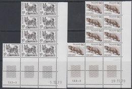 Iceland 1980 Animals 2v 9x ** Mnh (40679A) - 1944-... Republik