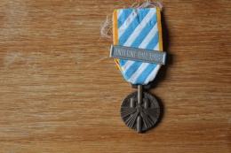 Medaille Militaire  De La Deportation  Et De L'internement  Barrette - France
