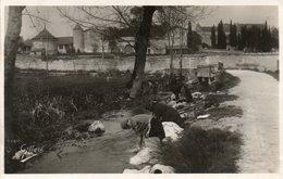 Chateauneuf -     L' Hôpital  Et  Les  Lavandières. - Autres Communes