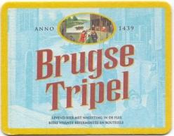 #D221-270 Viltje Brugse Tripel - Sous-bocks