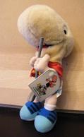 MONDOSORPRESA, PELUCHE BILL BODY SPORTIVI - NUOVI - GOLF - 8964-10 - Cuddly Toys