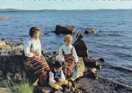 Scene On Lake Siljan, Dalecarlia, Sweden - Unused - Sweden