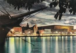 The Royal Palace, Stockholm, Sweden - Unused - Sweden
