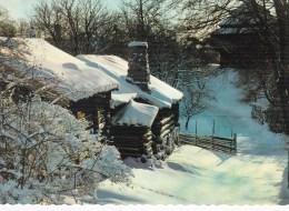 Swedish Winter - Unused - - Sweden