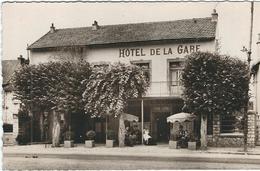 Seine Et Marne : Hericy, Hotel De La Gare, R. Malinvaud Prop. - France
