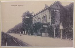 Tailfer - La Gare (Lustin) (Reproduction - Photo) - Profondeville