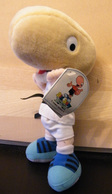 MONDOSORPRESA, PELUCHE BILL BODY SPORTIVI - NUOVI - JUDO- 8967-10 - Cuddly Toys