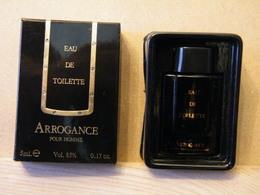 MONDOSORPRESA, MIGNON PROFUMI, UOMO, ARROGANCE - Modern Miniatures (from 1961)
