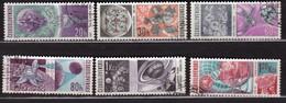 Czechoslovakia 1966 Mi 1651-1656 CTO - Tschechoslowakei/CSSR