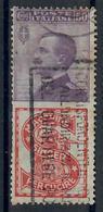 REGNO D'ITALIA - 1924/25 - FRANCOBOLLI PUBBLICITARI - SINGER - USATO - USED - 1900-44 Victor Emmanuel III