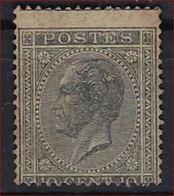 Nr. 17A (*) Postfris Zonder Gom ; Staat Zie Scan ! Verkoop Aan 9 € ! - 1865-1866 Linksprofil