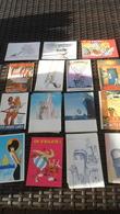 LOT  N° 354   / LOT DE 29 CPSM DIFFERENTES   10 X 15 THEME ILLUSTRATEURS     NEUVES - Postcards